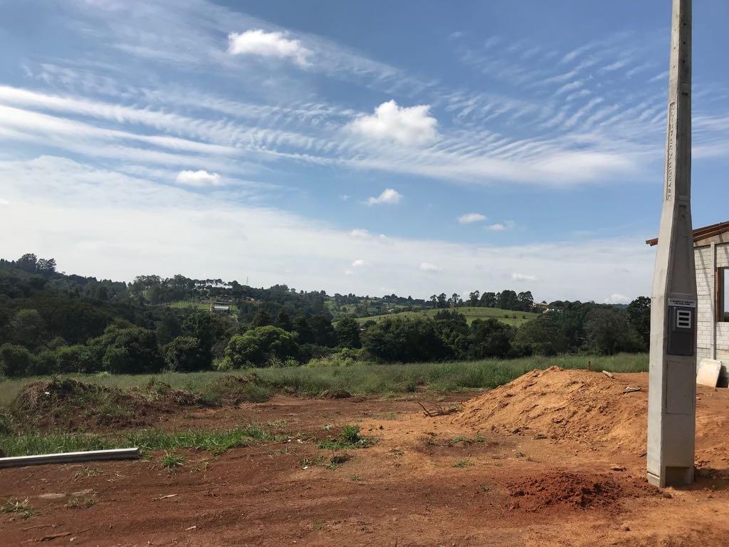 02 lote de 1000 m² próximo ao asfalto pronto p/ construir