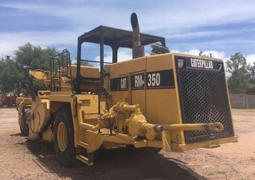 02) maquinaria vial recuperadora asfalto caterpillar rm350