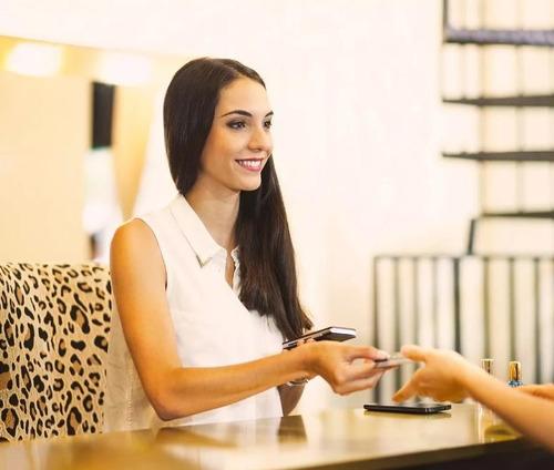 02 maquininhas maquinas leitores de cartão de crédito débito