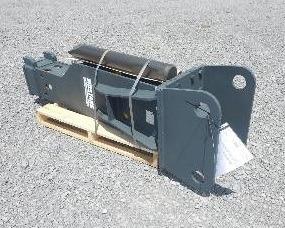 02) martillo hidraulico mustang mb1700 para excavadora