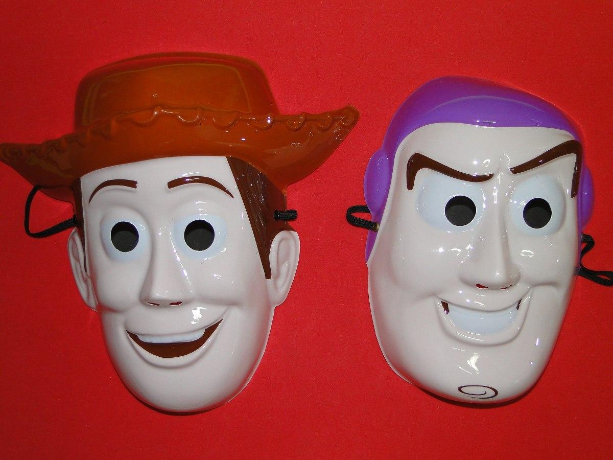 02 mascara fantasia buzz e woody toy story crianças infantil. Carregando  zoom. b327621a3cb