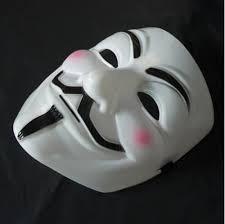 02 mascara fantasia v de vingança