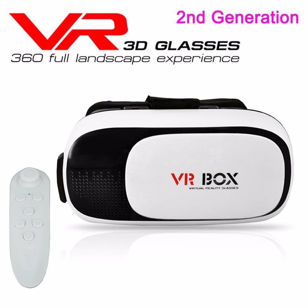 b13252a97c46f 02 óculos vr box 360 + controle + cabo pc + 100 jogos grátis. Carregando  zoom.