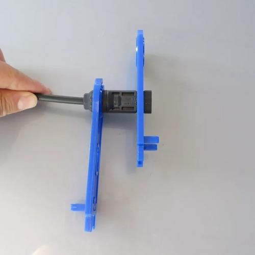 02 pares chave esticador conector mc4 painel placa solar -