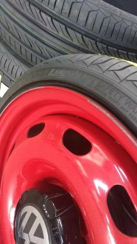 02 pneus 165/40/15 só para carros muito baixos top 165 40 15