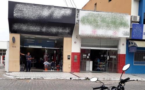 02 pontos comercias no centro de eunàpolis - poc303v