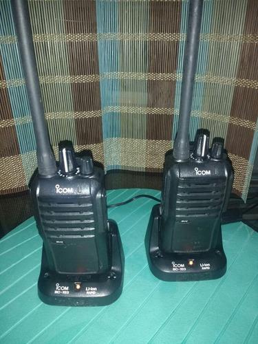 02 radio icom ic-f3003
