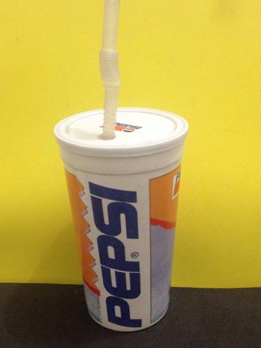 02 - raro copo de plastico olimpiadas pepsi