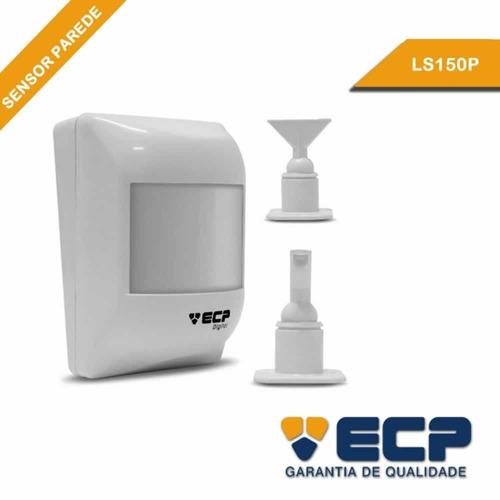 02 sensor iluminação com sensor de presença e fotocélula ecp