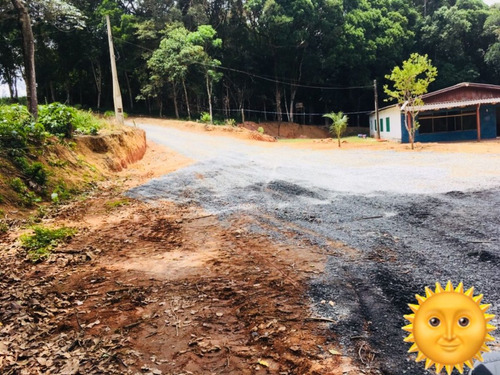 02 terreno fácil acesso em ibiúna 1000 m² próximo do asfalto