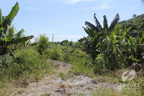 02 terrenos em iguape de frente para br mesmo dono - v-1439