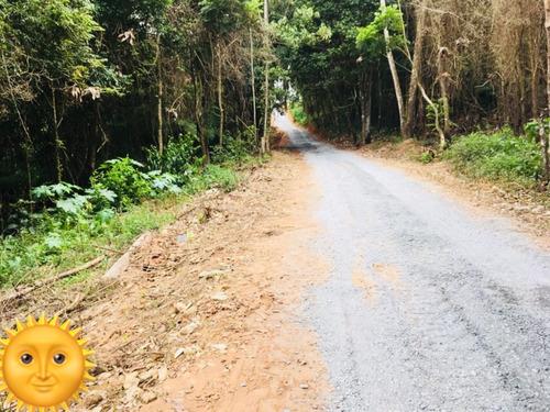 02 terrenos pronto p/ construir ótima localização em ibiúna