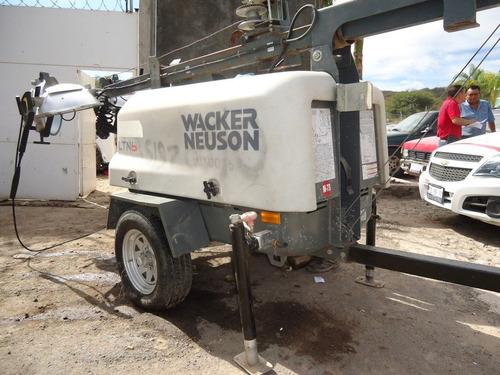 02) torre de luz 2010 wacker ltn6l a un super precio