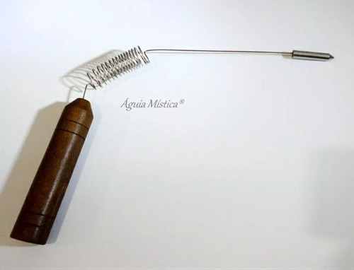 02 und. aurameter /aurímetro /madeira prof. radiestesia