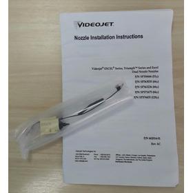 02 Unidades Nozzle Drive Sp 371675 Videojet Guia Do Bocal
