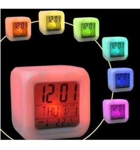 02 unids.relógio & termômetro