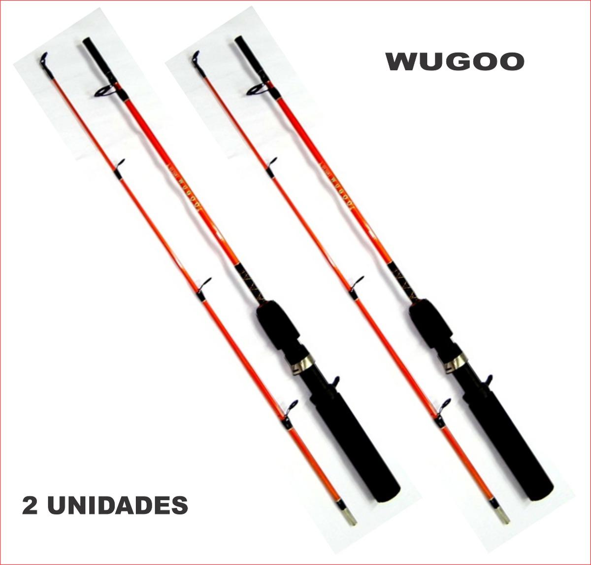 ff609e08e 02 Varas Pesca Ottoni Wugoo Carretilha 10 Kg 1