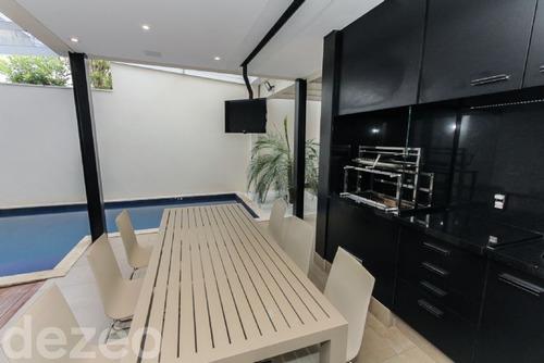 02245 -  casa de condominio 4 dorms. (4 suítes), campo belo - são paulo/sp - 2245