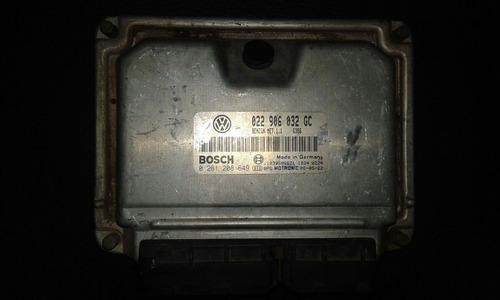 022906032gc modulo de injeção volkswagen touareg vr6 2005/06