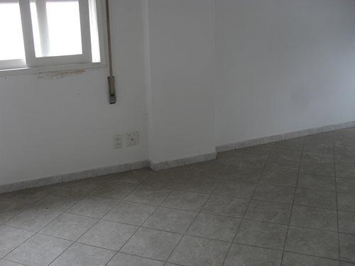 026 - santos - bairro embaré - sala living - linda vista mar