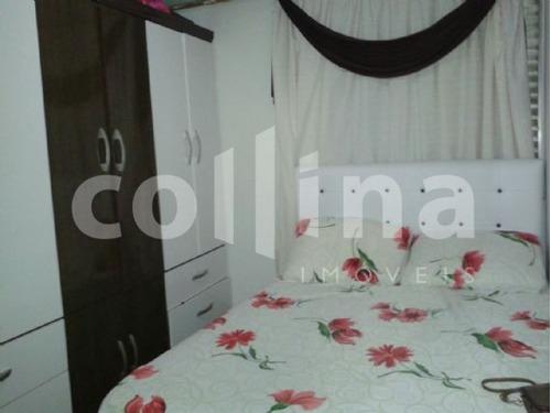 02761 -  apartamento 2 dorms, cohab - carapicuíba/sp - 2761