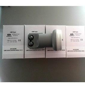 02lnb duplo universal banda ku digital hd ( novo na caixa )