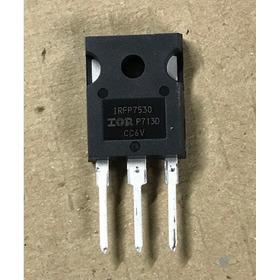02x Mosfet Irfp7530 Ir Original Kit C/ 2 Pçs