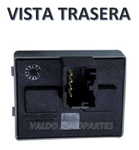 03-09 seat ibiza control maestro vidrios electricos doble