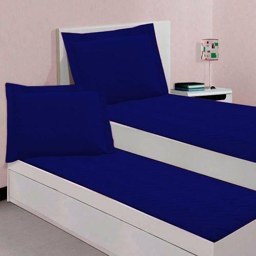 1b49e4a958 03 Colcha Sleep Solteiro Com Porta Travesseiro Elasticada - R  150 ...