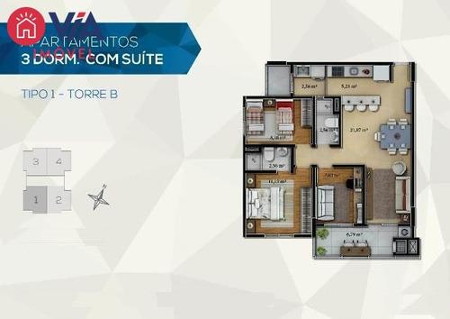 03 dormitórios com suíte, bairro são joão, itajaí-sc - 64