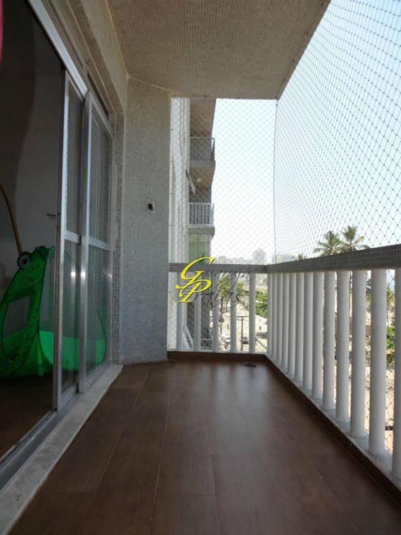 03 dorms, amplo terraço , reformado, lindo, frente ao mar, pitangueiras, guarujá - codigo: ap0186 - ap0186