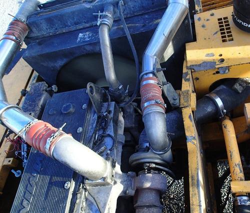03) excavadora hyundai 450-lc-7a 2007
