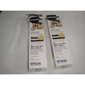 03 Fitas Para Impressora Matricial Epson Lacradas.