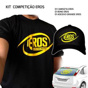 7b5fc9c76 Camiseta Eros - Camisetas Masculino Manga Curta no Mercado Livre Brasil