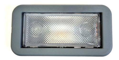 03 lanterna teto fiat uno elba premio produto novo cinza