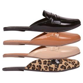 83891ed6d9 Lojas Besni Sapatos Feminino Mules - Calçados