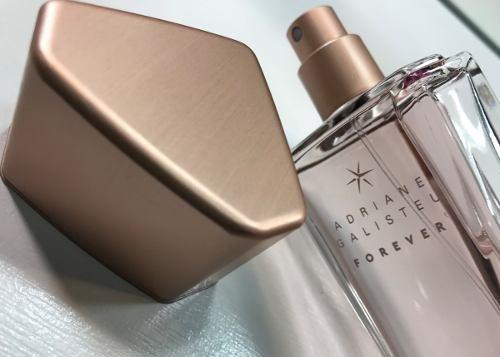 03 perfumes adriane galisteu forever 3x100ml original