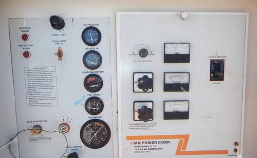 03) planta de luz y emergencia mq power 56 kw