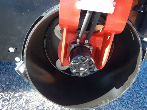 03) rodillo vibratorio doble tambor liso 0.78 m nuevo furd