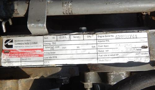 03) rodillo vibrocompactador hamm 311 de 2.10 m 2014