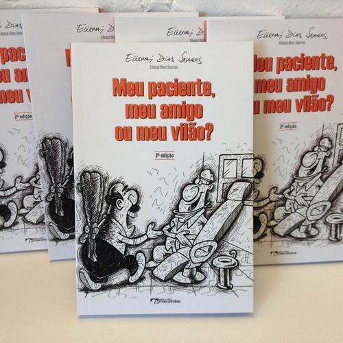 03 unidades livro para dentista marketing processos cód.639