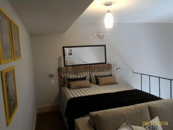 03023 -  flat 2 dorms. (1 suíte), bela vista - são paulo/sp - 3023