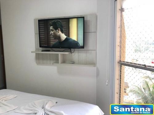 03050 -  apartamento 2 dorms, jardim jeriquara - caldas novas/go - 3050
