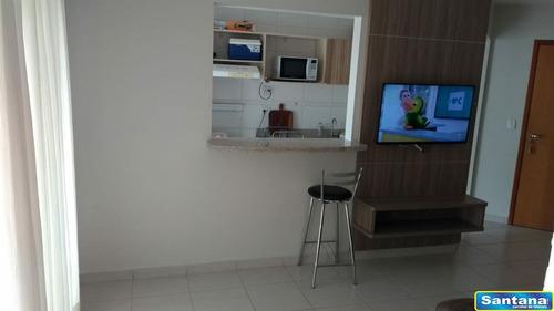 03504 -  apartamento 2 dorms, jardim jeriquara - caldas novas/go - 3504