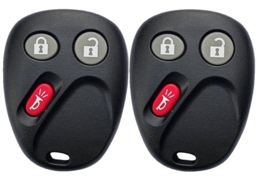 04-07 saturno vue keyless de la entrada control remoto coche