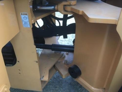 04) cargador frontal / payloader case 521 e 2011