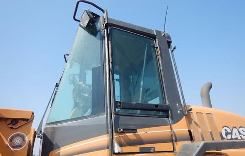 04) cargador frontal / trascavo case 621d 2004