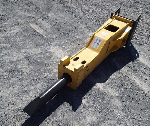 04) martillo hidraulico para excavadora mb1700 mustang nuevo