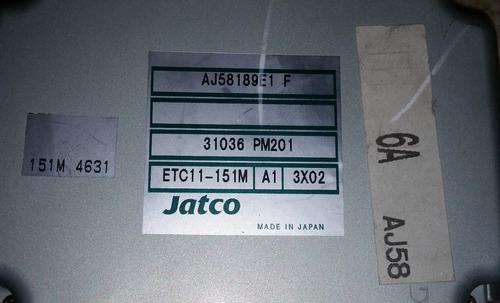 04 mazda 6 computadora transmision aj58189e1 f  31036 pm201