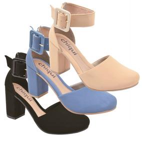 bce0ef747 Sandalia Colcci Salto Grosso Plataforma - Sapatos no Mercado Livre Brasil